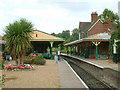 TQ3729 : Horsted Keynes station by Stephen Dawson