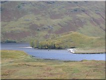 NM9891 : End of Loch Arkaig by Richard Webb