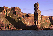 HY1700 : The Old Man of Hoy, Orkney by Dave Wheeler