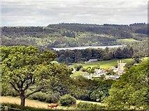 SX5667 : Sheepstor Village by Richard Johns
