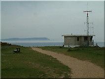SZ1790 : Coastguard Station, Hengistbury Head by Stuart Buchan