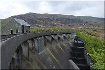 SH6737 : Trawsfynydd Reservoir by Janine Forbes
