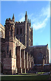 SO5039 : Hereford Cathedral by Ruth Harris