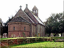 SO4430 : Kilpeck Church by Ruth Harris