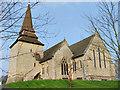 SO2956 : St Mary's Church, Kington, Herefordshire by Ruth Harris