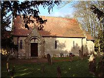 SO4841 : St Mary's Church, Huntington Lane, Hereford by Ruth Harris