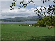 NH5857 : View of Dingwall by Dorcas Sinclair