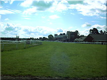 SO4877 : Ludlow Race Course by Allan Williams