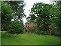 NO3901 : Walled Garden, Silverburn by Richard Webb