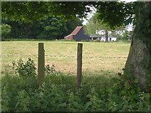 TL2933 : Bury Farm, Wallington by Paul Dixon