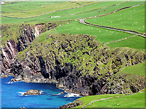 V3198 : Coastline and R559 Dingle Way by Pam Brophy