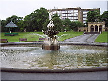 SE0824 : Fountain, People's Park by Mark Anderson