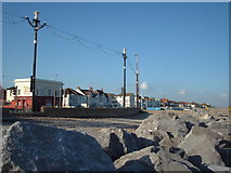 TQ1602 : East Worthing Sea Front by Chris Shaw