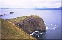 NG4198 : North coast of Garbh Eilean by Richard Webb