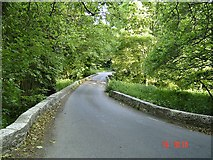 SX5751 : Bridge over River Yealm - South Devon by Richard Knights