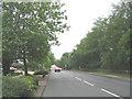 TQ5392 : Straight Road, Harold Hill, Essex by John Winfield