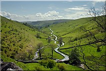 SD9774 : Park Gill Beck, near Kettlewell by Colin Grice