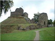 SX3384 : Launceston Castle by Chris Shaw