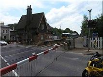 TQ2151 : Betchworth Station by Hywel Williams