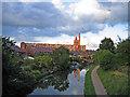 SD5230 : Tulketh Mill,  Ashton, Preston by Dave Brown