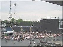 TQ3470 : National Sports Centre at Crystal Palace by Nigel Freeman