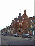 TQ2775 : Battersea Library, Lavender Hill. by Noel Foster