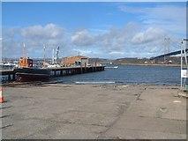 NT1278 : Port Edgar Marina by Bob Jones