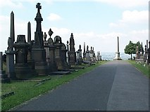 SE1734 : Undercliffe Cemetery by David Spencer