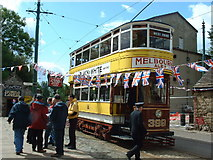 SK3454 : Crich Tramway Museum by GaryReggae