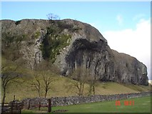 SD9768 : Kilnsey Crag, Yorkshire Dales by Steve Partridge
