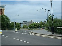 SU4212 : Six Dials junction, Southampton by GaryReggae
