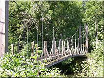 SJ5510 : Suspension Bridge by Kokai