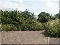 TG1607 : School Lane, Little Melton by Katy Walters