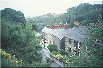 SM9537 : The Slade, Fishguard by Andrew Longton