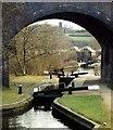 SO9388 : Parkhead Locks Junction. by David M Lear