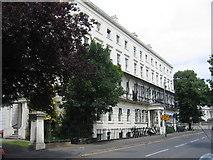 SP3265 : Newbold Terrace, Royal Leamington Spa by David Stowell