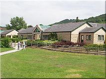 SK2566 : Peak Village, Rowsley by Gordon McKinlay