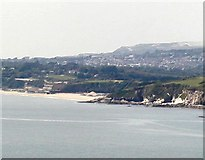 SX0652 : Carlyon Bay and Fishing Point by Chris J Dixon