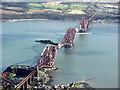 NT1379 : Forth Bridge by Keith Boardman