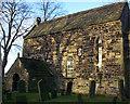 NZ1830 : Escomb Saxon Church by Clive Nicholson