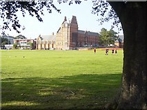 SX9392 : Exeter School by john spivey