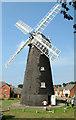 TQ3565 : Shirley Windmill, Post Mill Close, Croydon CR0 5DY by Philip Talmage