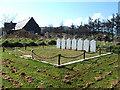SC2482 : Patrick Churchyard - Isle of Man by Jon Wornham