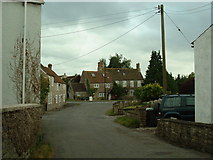 ST6990 : Townwell Village by Chris Shaw
