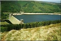 SK1789 : Derwent Dam, Derbyshire by Tom Courtney