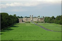 SD6838 : Stonyhurst College approach by Andy Phillips