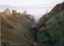 SK1482 : Cavedale and Peveril Castle by Tom Courtney