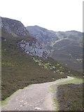 NN9462 : Path to Ben Vrackie by Iain McDonald