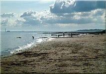 NO4202 : Lower Largo Beach by Jenni Wollin