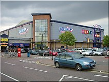 TQ4783 : A Mecca for Bowling? by Glyn Baker